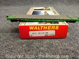 Walthers 54 ft GSC Flat Car 932-3756 - NEW IN BOX