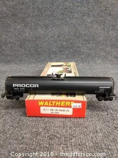 Walthers 65' Tank Car Procor 932-5252 - NEW IN BOX