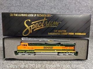 Spectrum Bachman GE Dash 8-40CW Wide Cab Diesel (Santa Fe) #834 86006