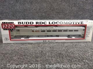 Budd RDC Locomotive HO Scale - NIB