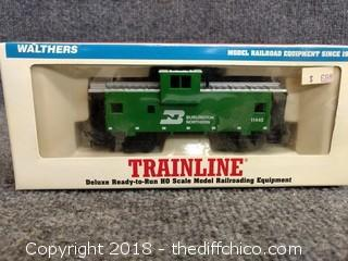 Trainline Walthers Extended Vision Caboose Burlington Northern 931-501 - NIB