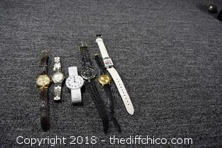 6 Watches