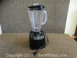 Osterizer Blender Works