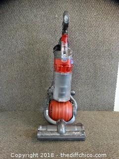 Dyson Vacuum Works