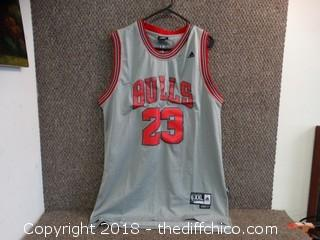 Chicago Bulls Jersey #23 Jordan
