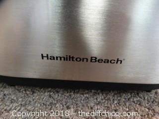 Hamilton Beach Toaster Works