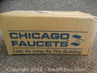 Chicago Faucet NIB