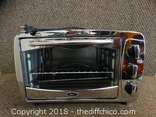 Oster Toaster Works