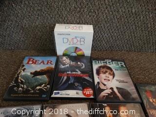 Cd/ Dvd Lot