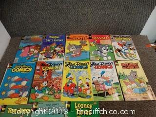 Walt Disney Comics
