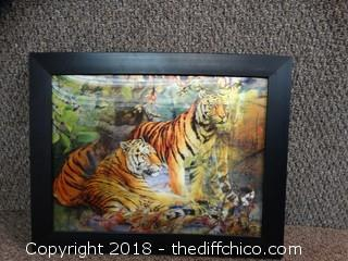 3d Tiger Pic