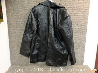 Bagatelle Leather Jacket Size M