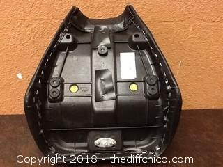 baja motorcycle seat