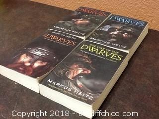 4 the dwarves books