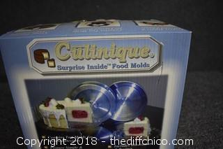 NIB Surprise Food Mold