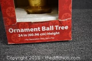 Christmas Tree in Box