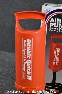 Air Pump w/Box