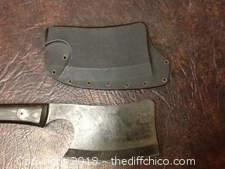 mineral mountain hatchet works camp hatchet