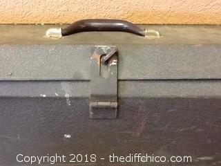 metal kennedy tool box