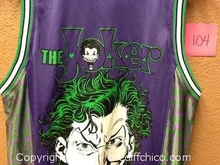 DC comics original joker jersey