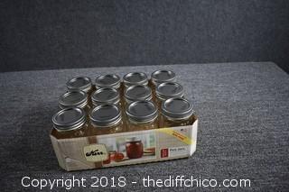Kerr Canning Jars