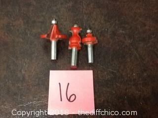 freud large shank router bits