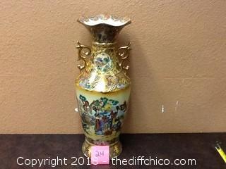 very nice decorative vase