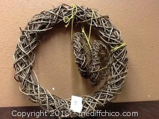 decorative woven vine reefs