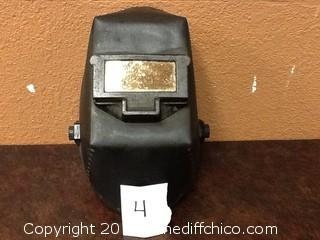 older welding mask