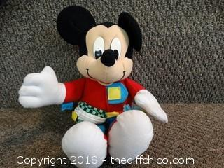 Mickey Mouse Collectible Toy