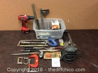 mixed tool lot