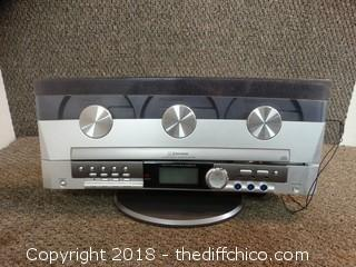 Emerson 3 Compact Disc Player