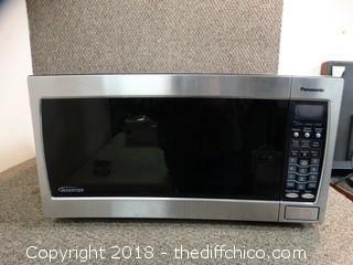 Panasonic Microwave Works