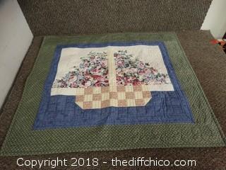 Small Quilt Wall Hanger