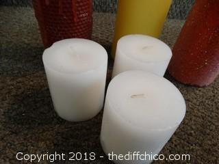 Candle Lot
