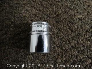 Snap On Socket 22mm