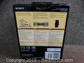 Sony Wireless Headphones NIB