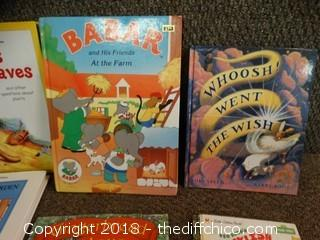 Kids Book Lot