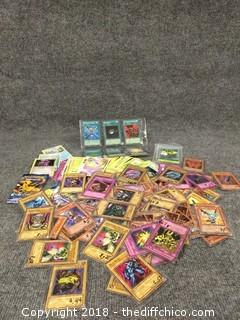 Pokemon Card Lot - Most from 1996