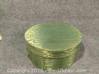 "Large Hat Box - 15"" x 7"""