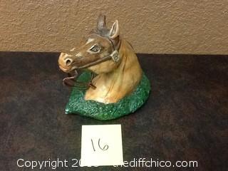 custom made horse statue