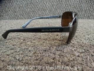 Dolce And Gabbana Mens Sunglasses