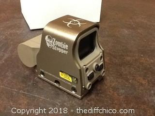 zombie stopper HOLOgraphic sight