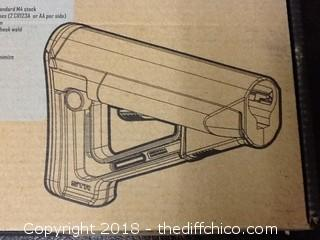NIB magpul STR stock