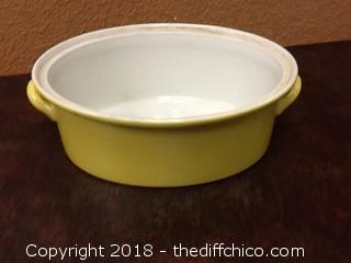 Hall ceramic bowl