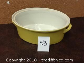 Hall ceramic bowl