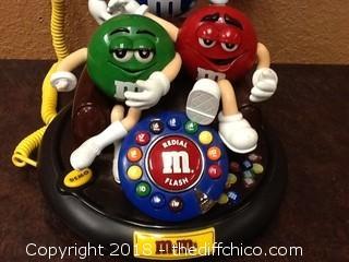 M&M phone