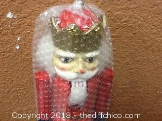 new in box royal soldier nutcracker