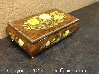 san francisco music box company jewelry box