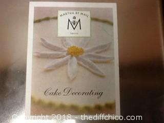 martha by mail cake decoration kit
